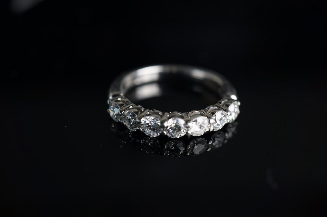 1.5CTTW Platinum Diamond Ring