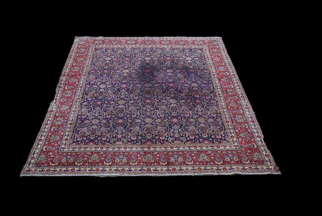 """Persian Tabriz 9' 8"""" X 12'9"""""""