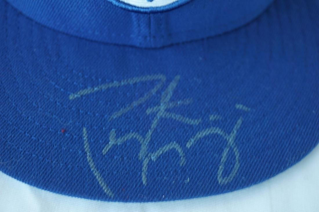 Peyton Manning Signed Colts Hat with COA - 3