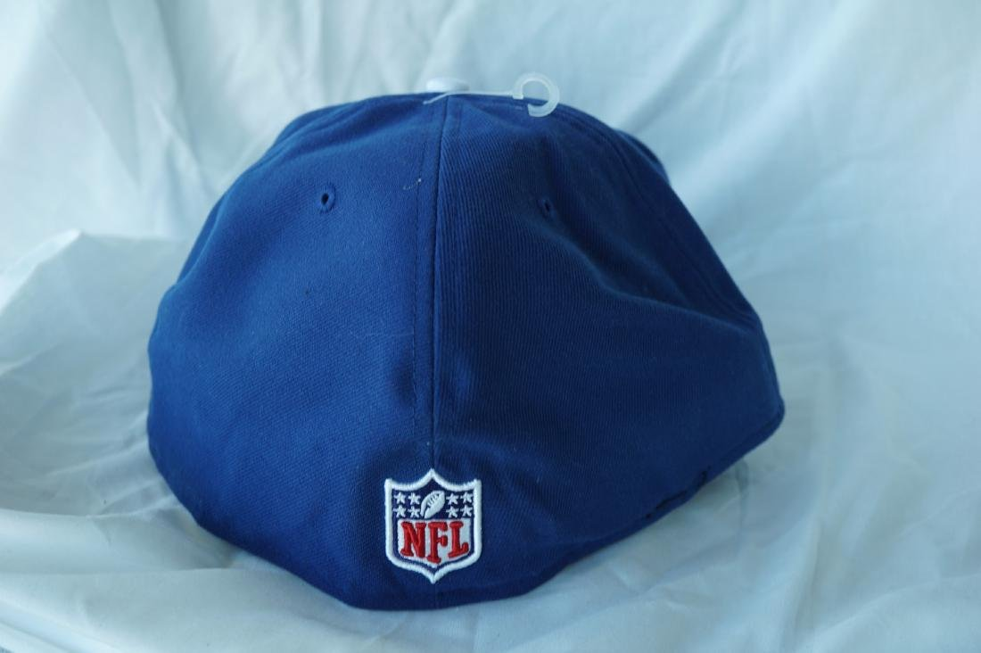 Peyton Manning Signed Colts Hat with COA - 4