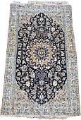Persian Nain Rug 72 x 44