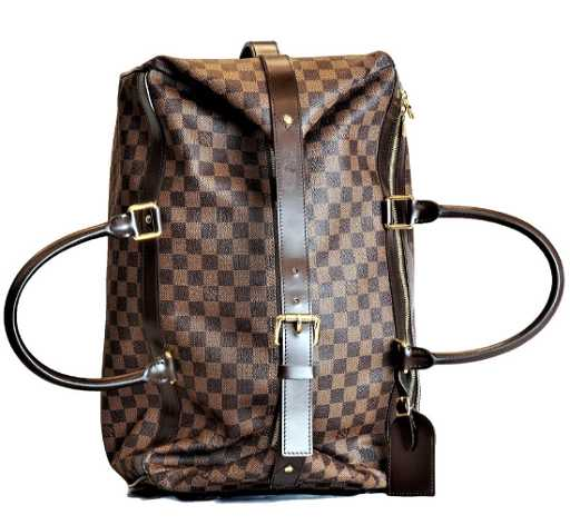 da7eda278a67 Louis Vuitton Damier Ebene Eole 50 Rolling Luggage