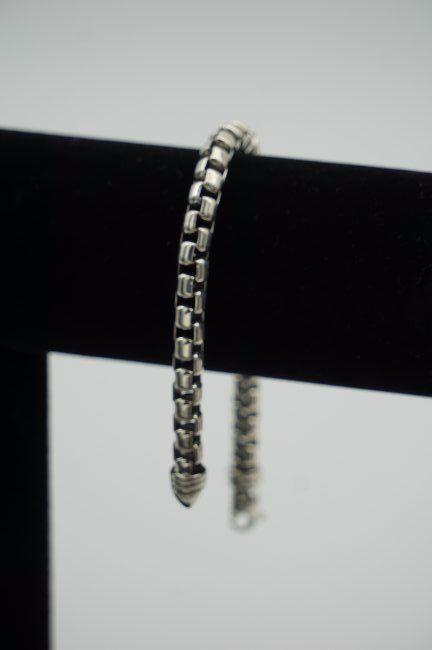 925 Sterling Silver David Yurman Bracelet