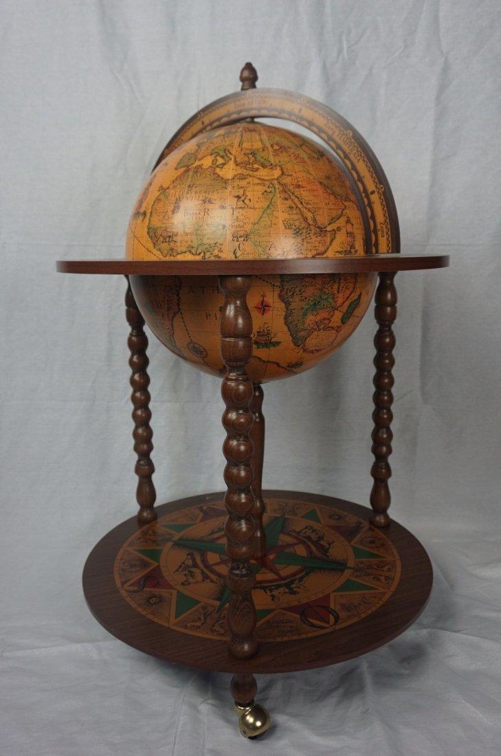 Astrological Globe Bar