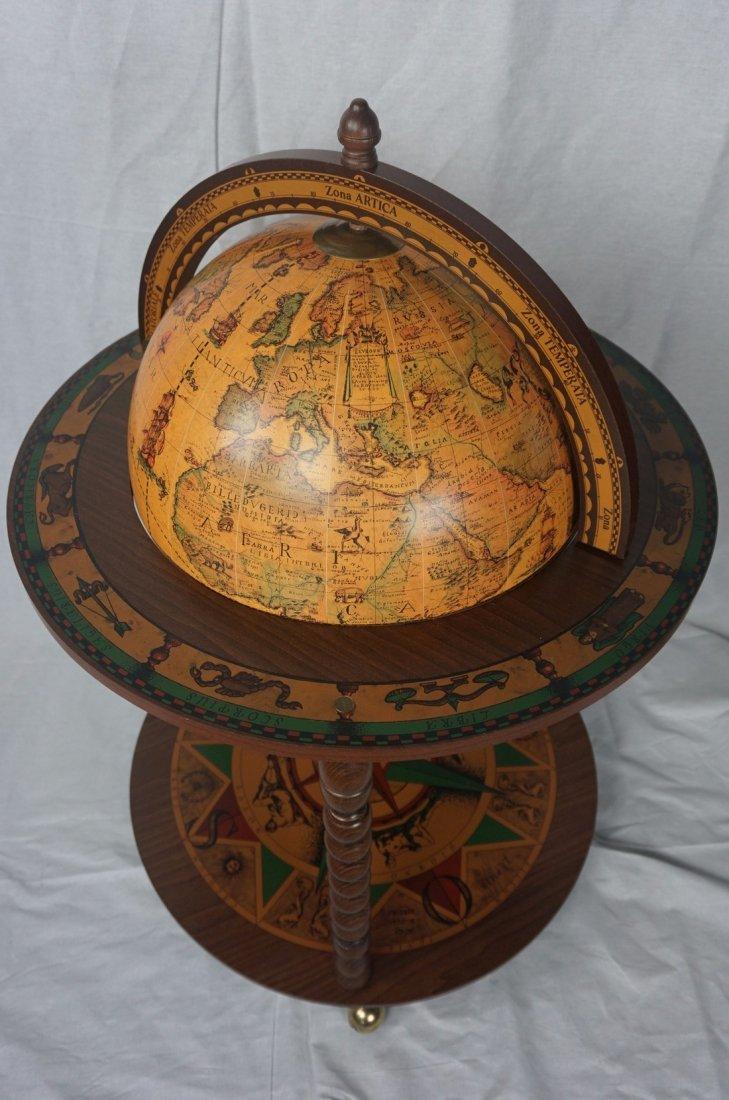 Astrological Globe Bar - 2