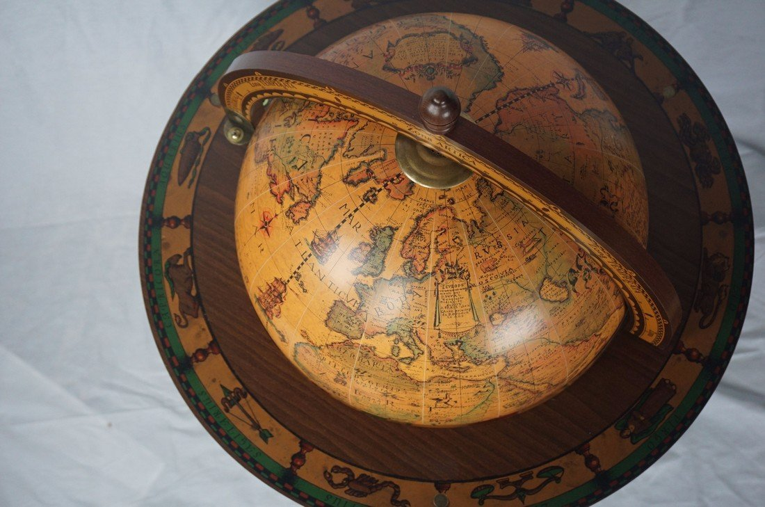 Astrological Globe Bar - 3