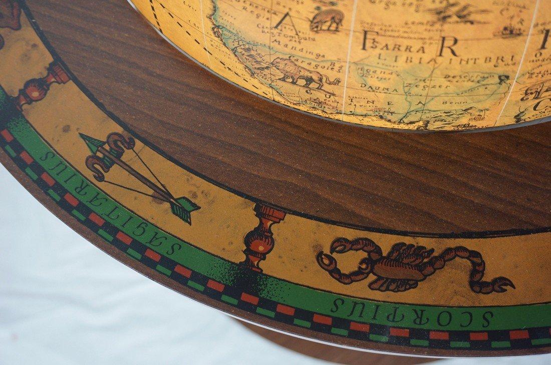 Astrological Globe Bar - 4