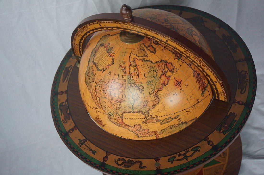 Astrological Globe Bar - 6