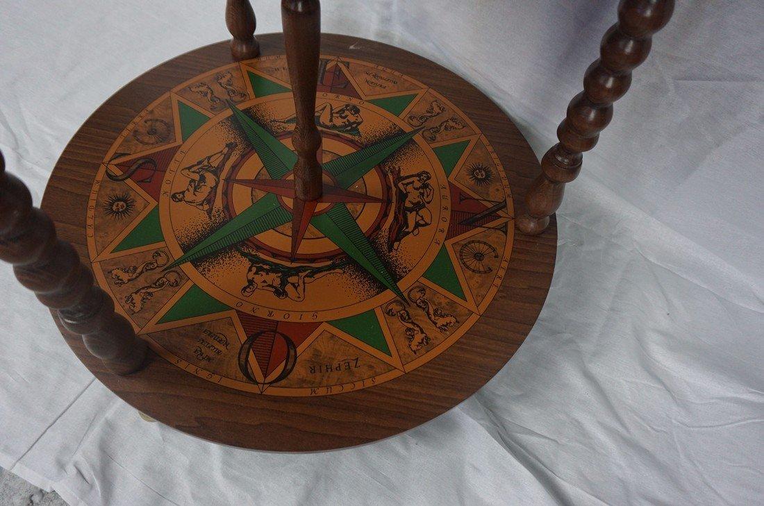Astrological Globe Bar - 7