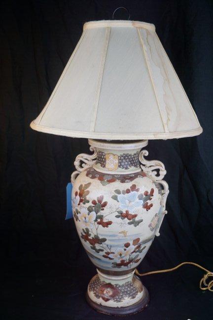 Satsuma Vase Lamp