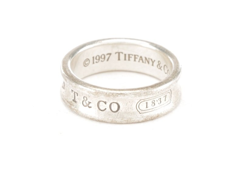 Sterling 925 Silver Tiffany & Co. Ring