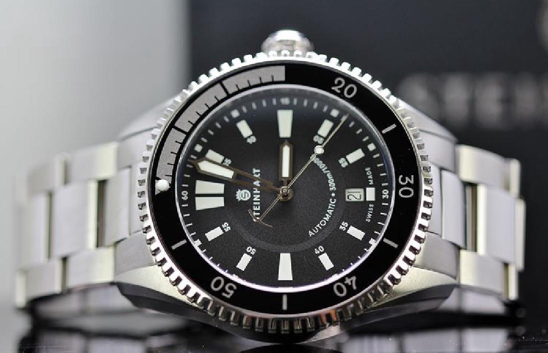 A gent`s Steinhart Ocean 2 large face 43 mm edition