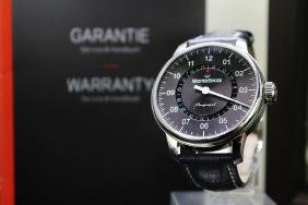 A gent`s Meistersinger Perigraph watch
