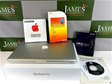 Apple Macbook Pro 13 inch mid 2012, rare dvd drive