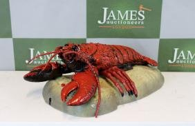 Singing lobster