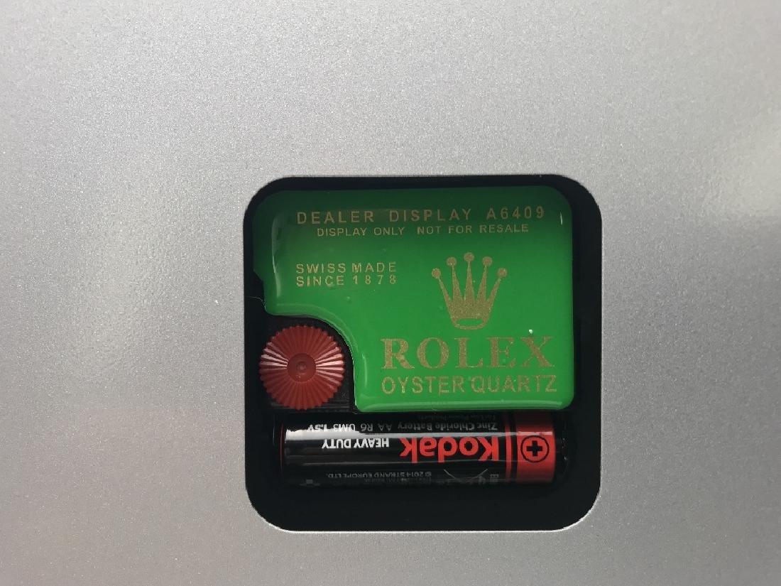 A Rolex wall clock - 3