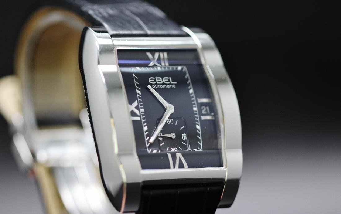 A gent's Ebel Tarawa wrist watch fitted to factory