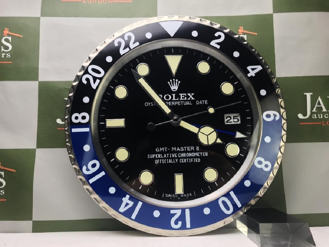 "Rolex Dealer Oyster Perpetual Date,""Pepsi"" Submarine"