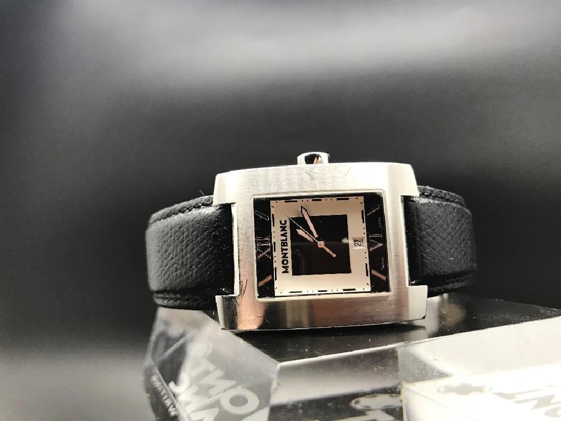 A  Montblanc 7048 watch, RRP £899