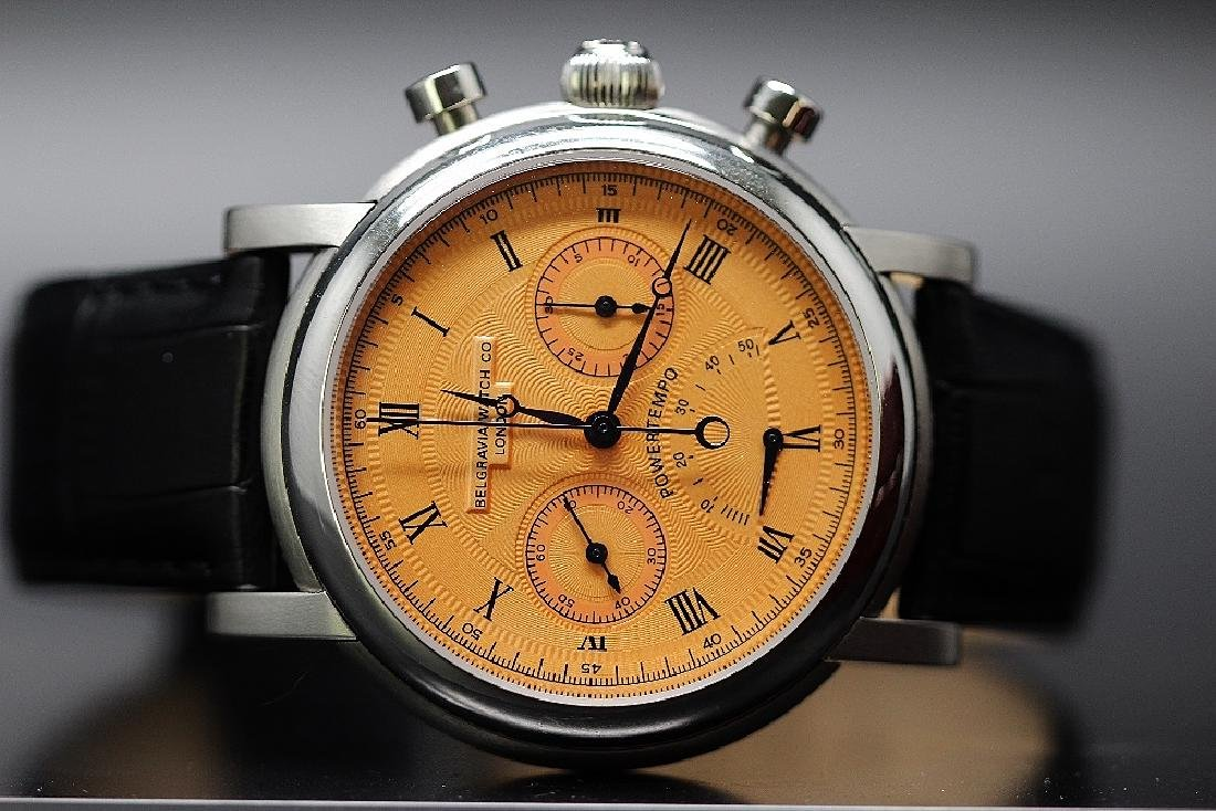 A ltd edition of only 500, Belgravia Watch Company