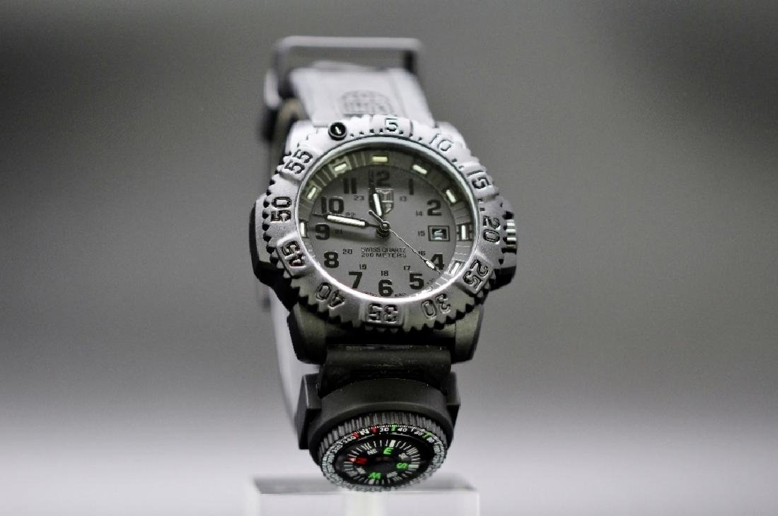 A Luminox official US NAVY SEAL SERIES, number
