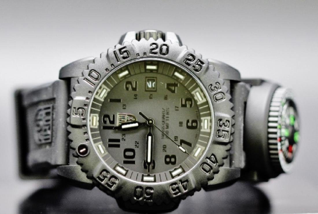 A Luminox official US NAVY SEAL SERIES, number - 2