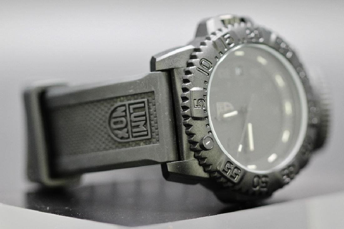 A Luminox official US NAVY SEAL SERIES, number - 3