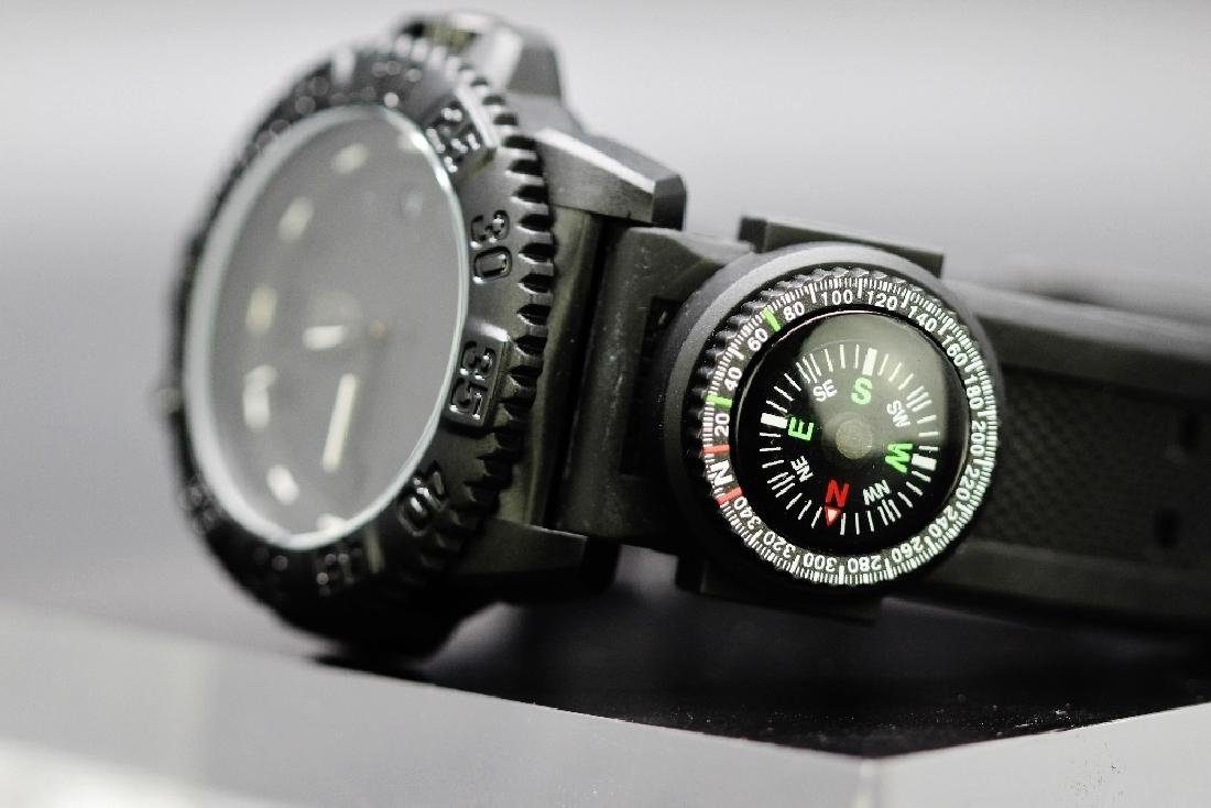 A Luminox official US NAVY SEAL SERIES, number - 4