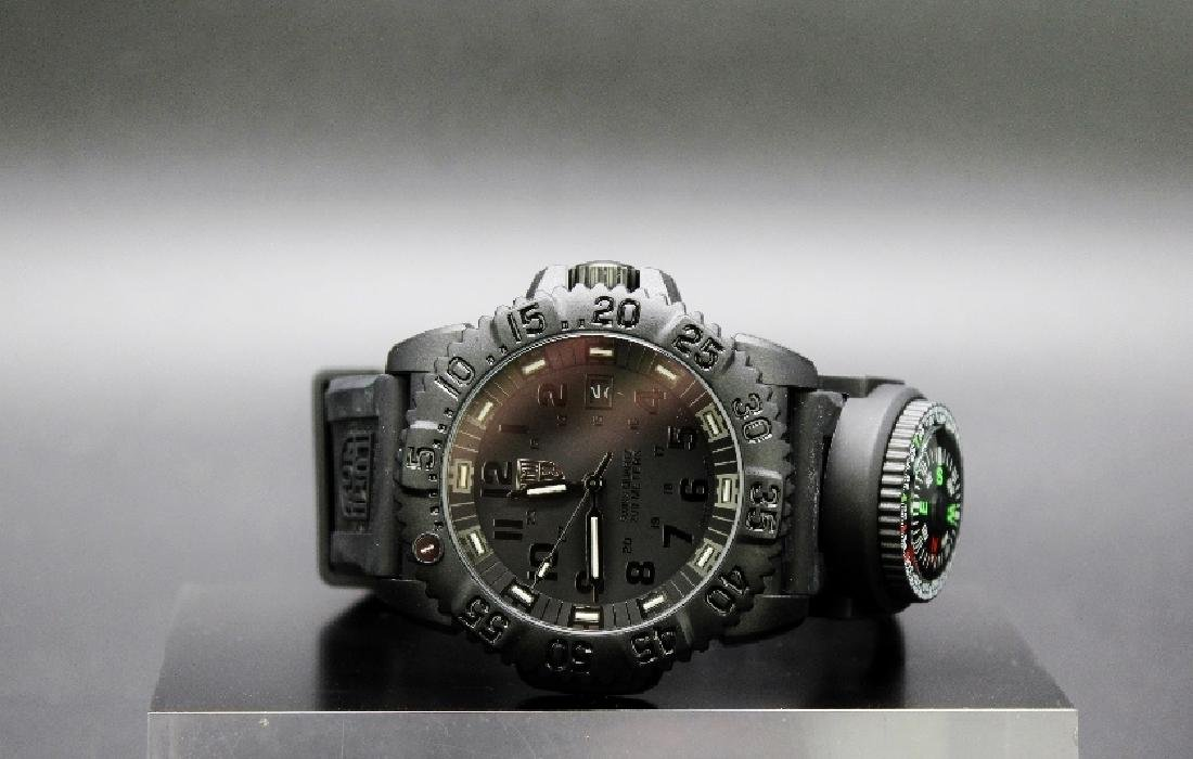 A Luminox official US NAVY SEAL SERIES, number - 5