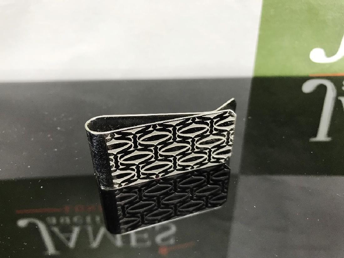 A Cartier Décor money clip