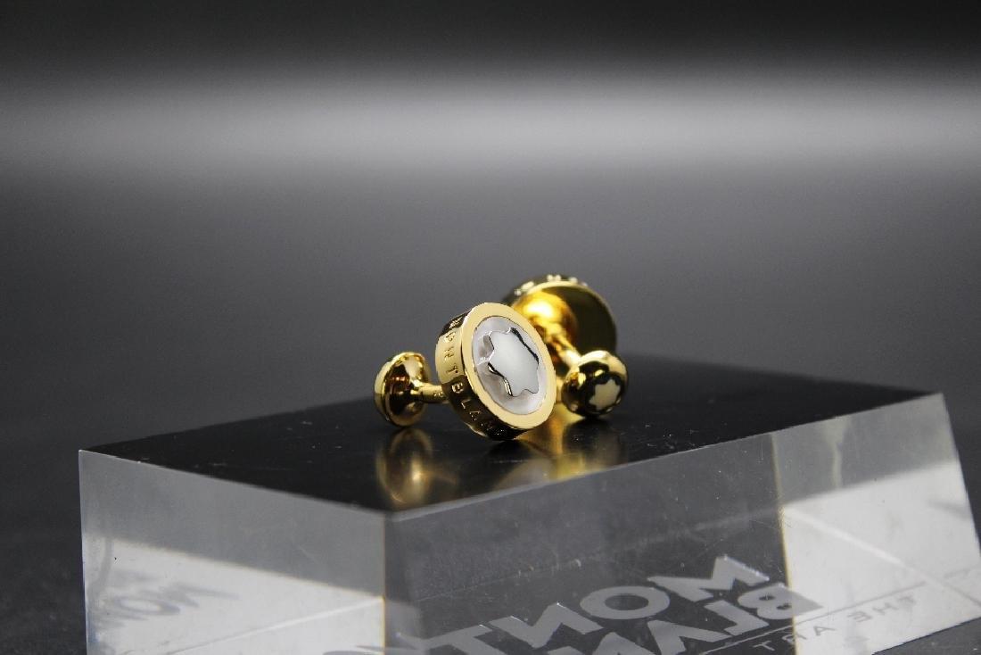 Montblanc Creative Star cufflinks RRP £249 - 3