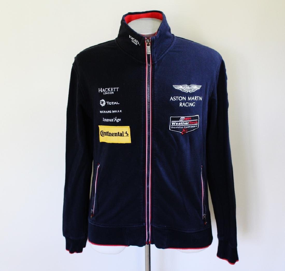 Hackett - Aston Martin-Official pit crew, sports fleece