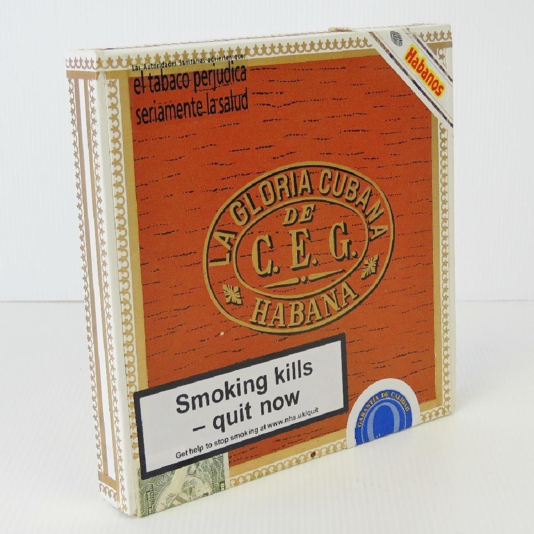 Cigars; La Gloria Cubana Tainos OSU SEP01 2001, sealed