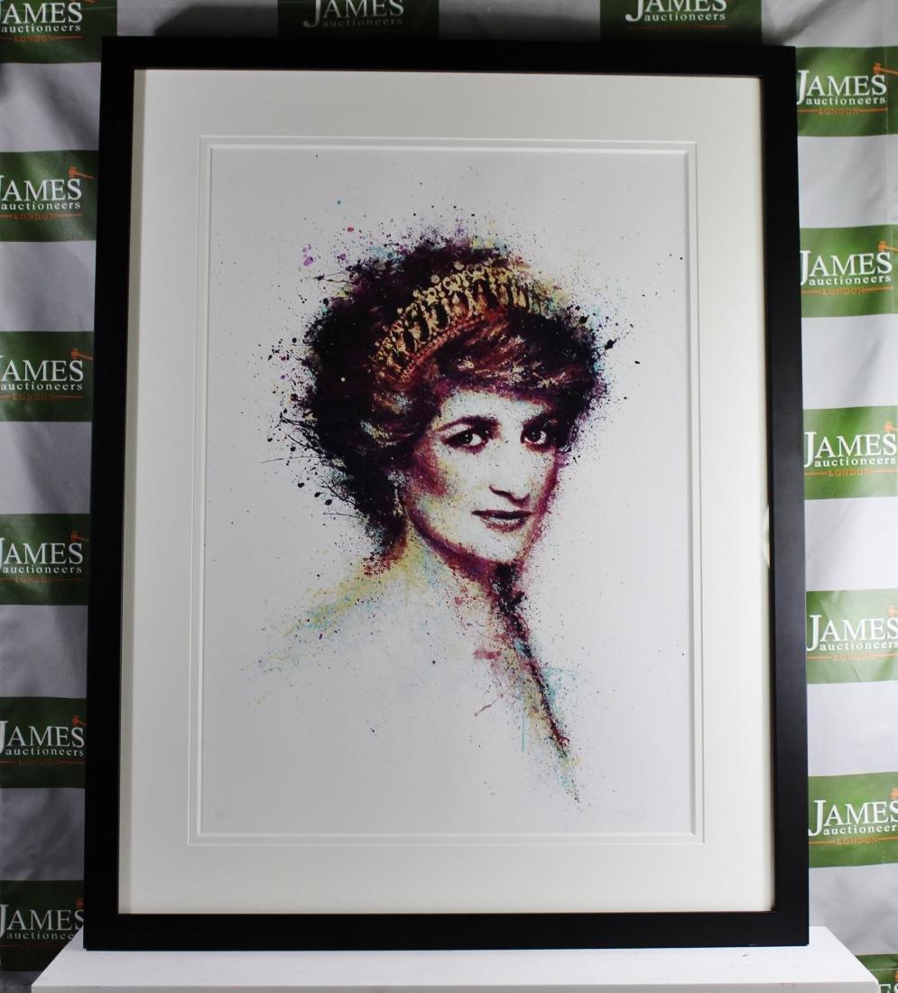Artist Daniel Mernagh MA stunning and rare 3/50