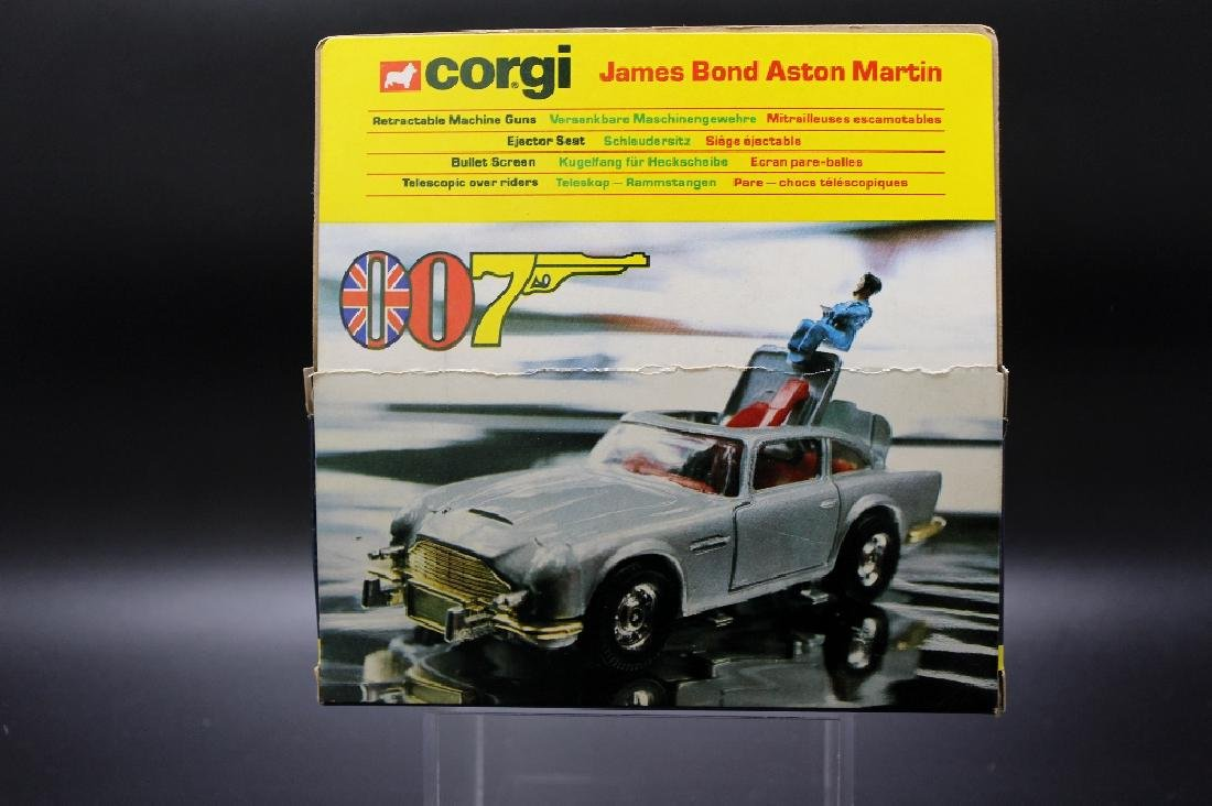 Corgi Toys James Bond Aston Martin model no.271, boxed, - 3