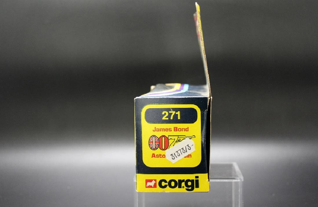Corgi Toys James Bond Aston Martin model no.271, boxed, - 4