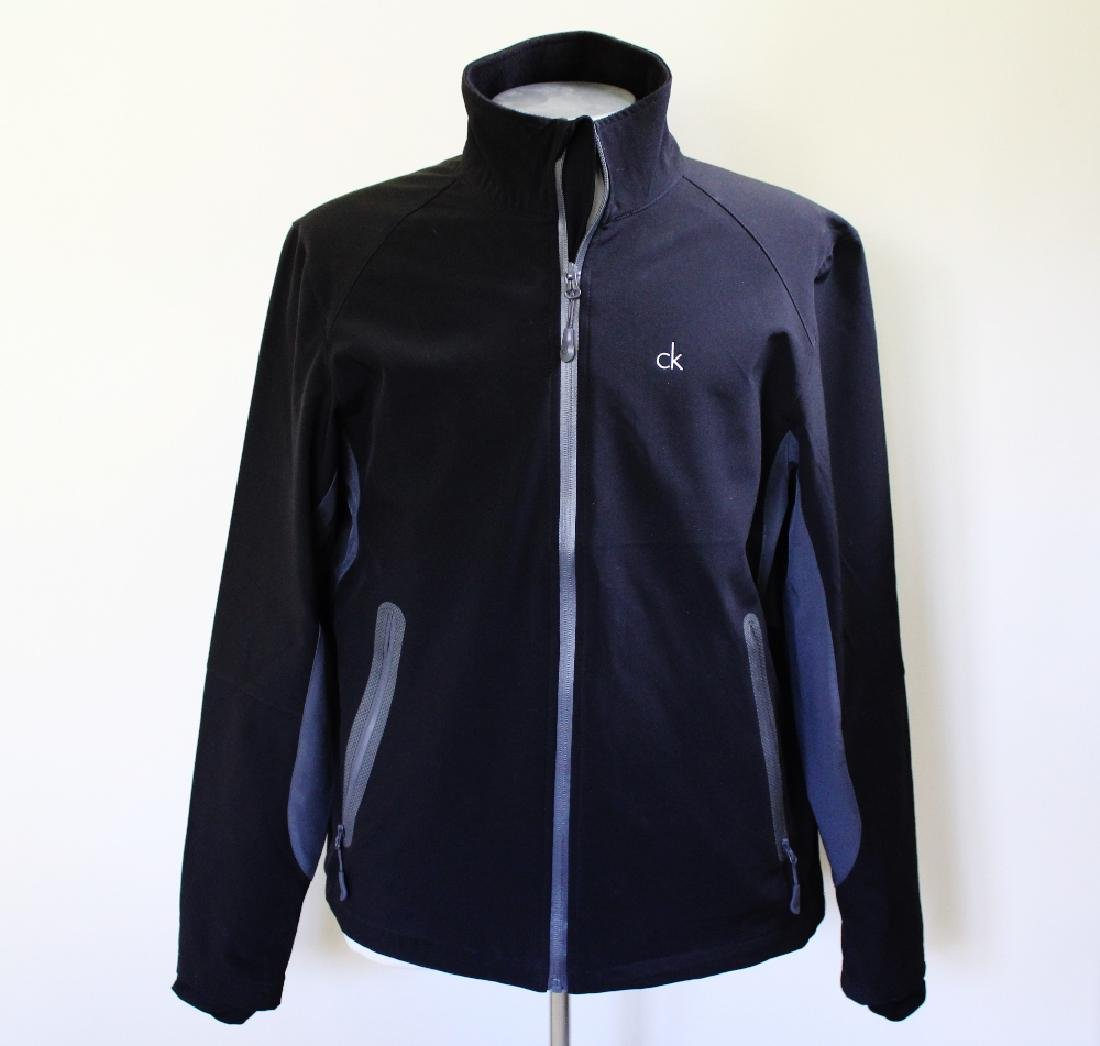 An ex display Calvin Klein golf jacket RRP £149