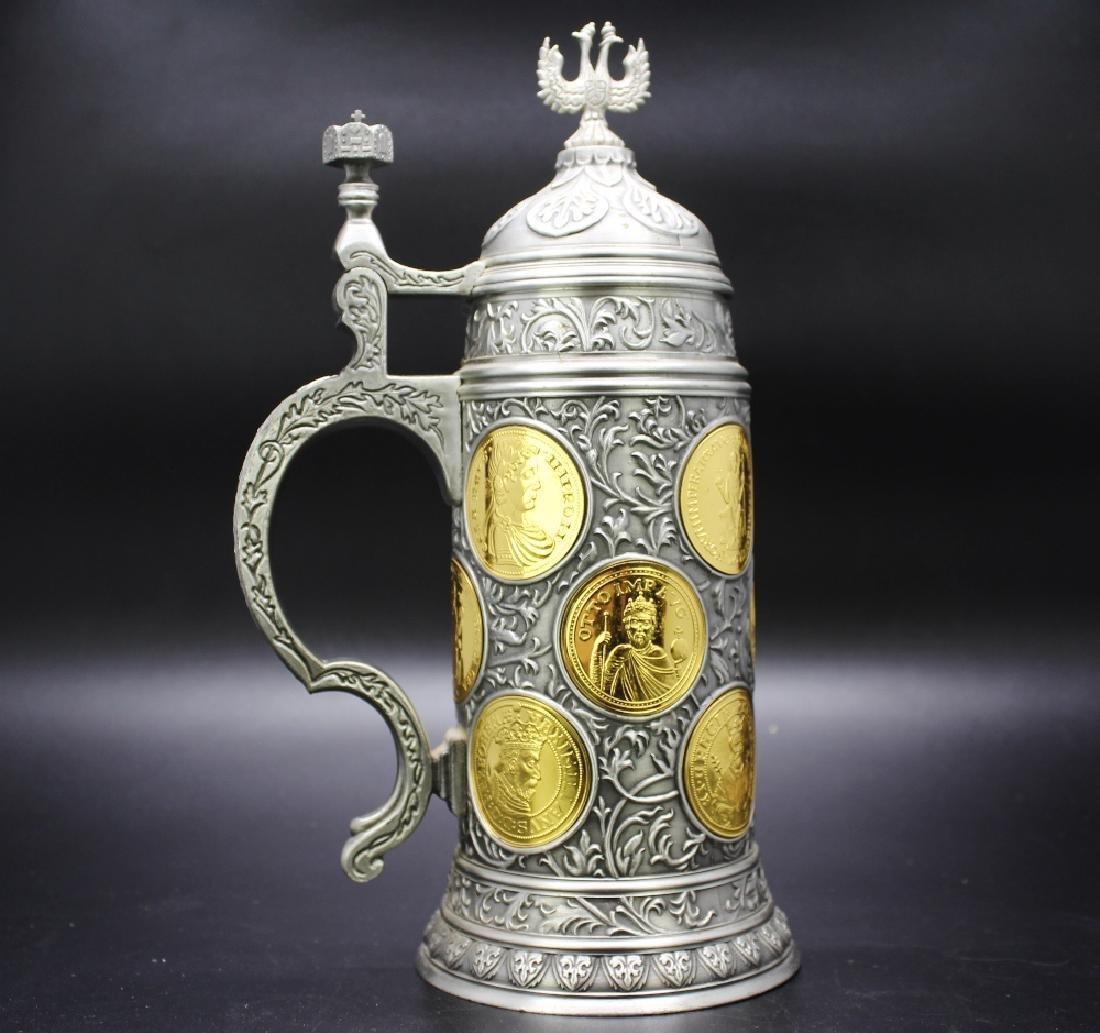 Franklin Mint Kaiserhumpen Stein 200 Jahre