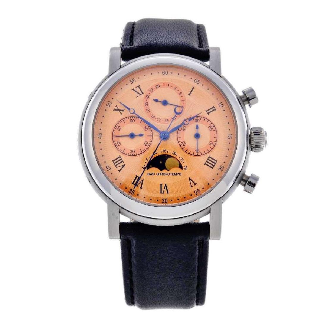 BELGRAVIA WATCH CO. - a ltd edition #4/500 Power