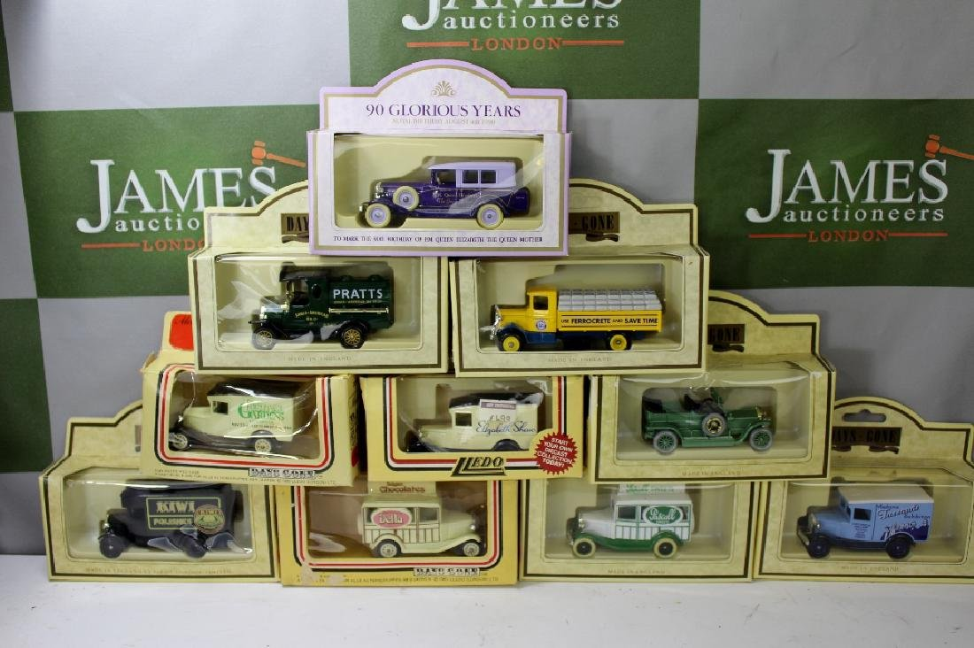 large collection of die cast vehicles, Days Gone By, - 3
