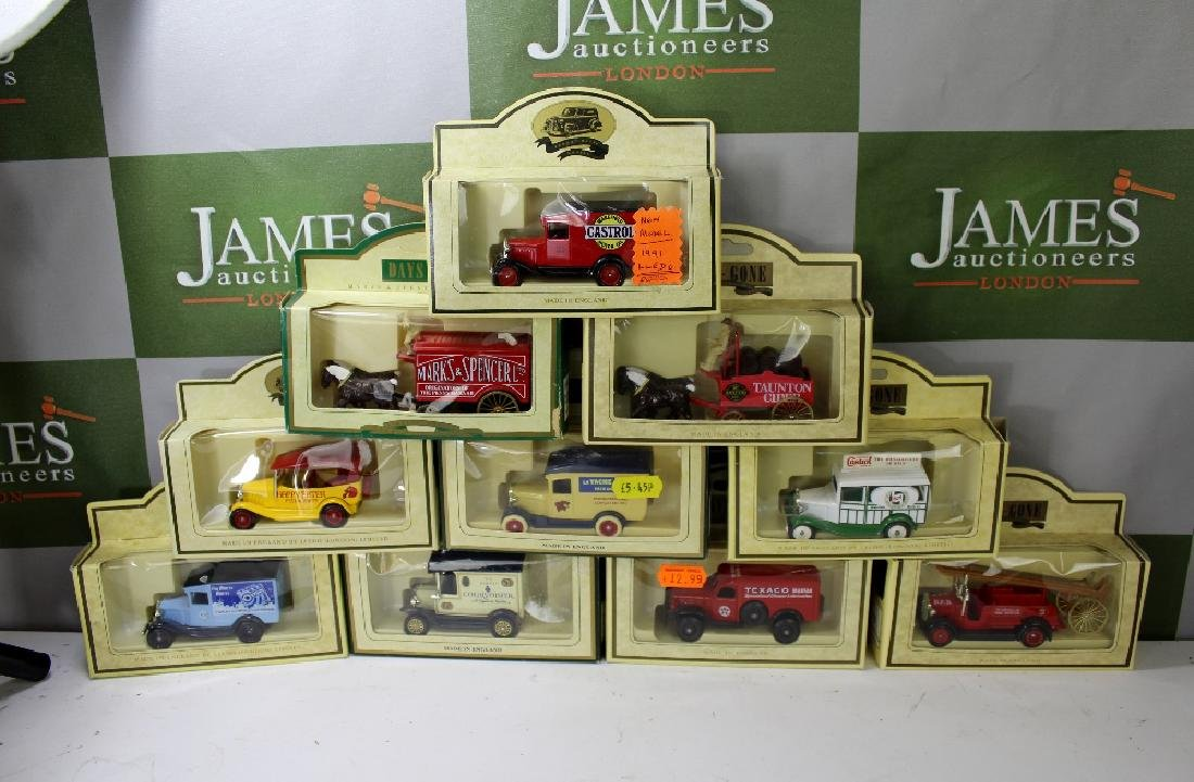 large collection of die cast vehicles, Days Gone By, - 4