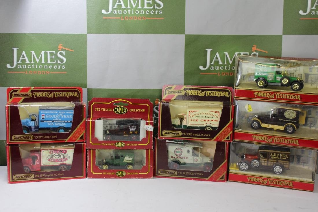 large collection of die cast vehicles, Days Gone By, - 6