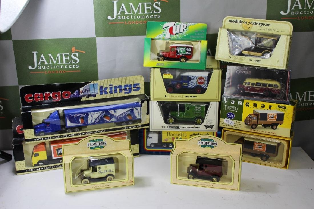 large collection of die cast vehicles, Days Gone By, - 7