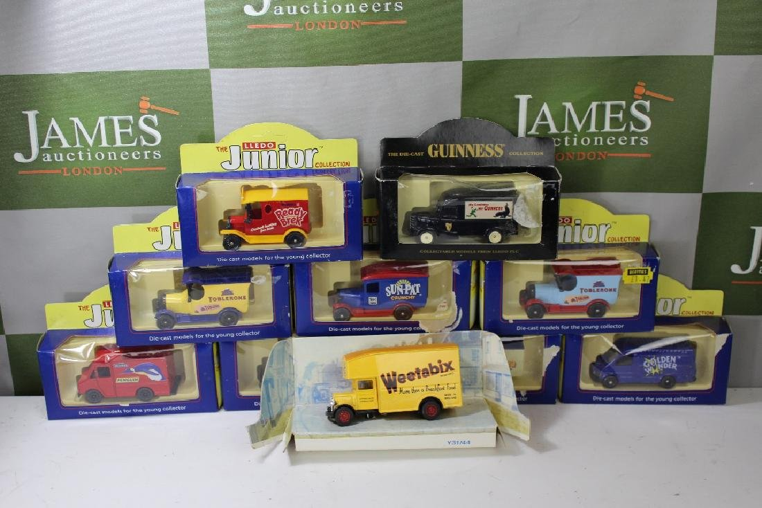 large collection of die cast vehicles, Days Gone By, - 9