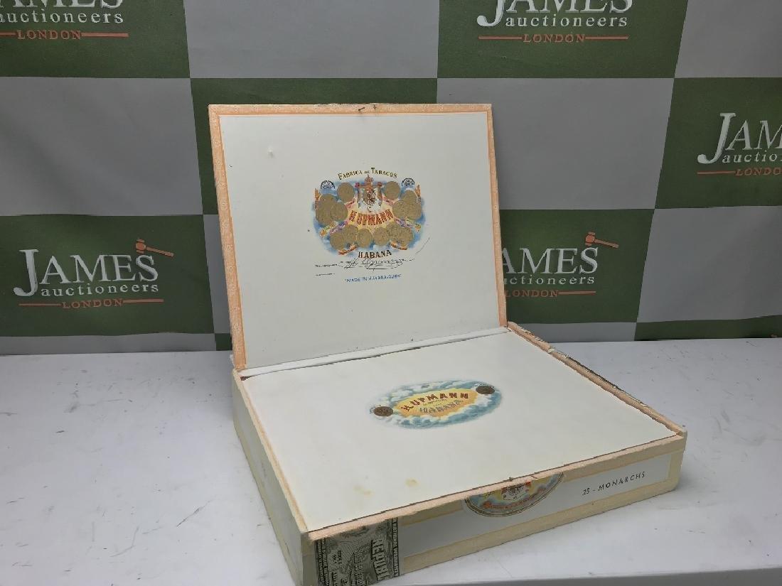Cigars; H.Upmann Monarchs SLA SEP01 2001, - 4