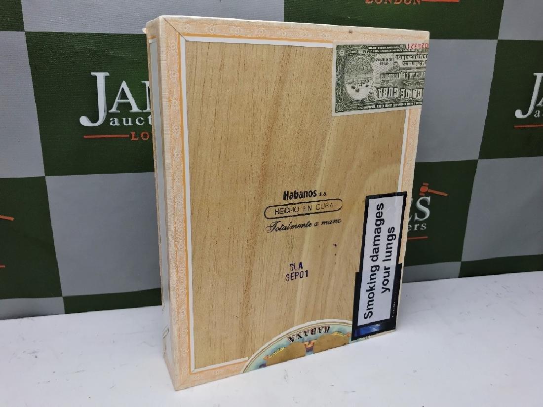 Cigars; H.Upmann Monarchs SLA SEP01 2001, - 5