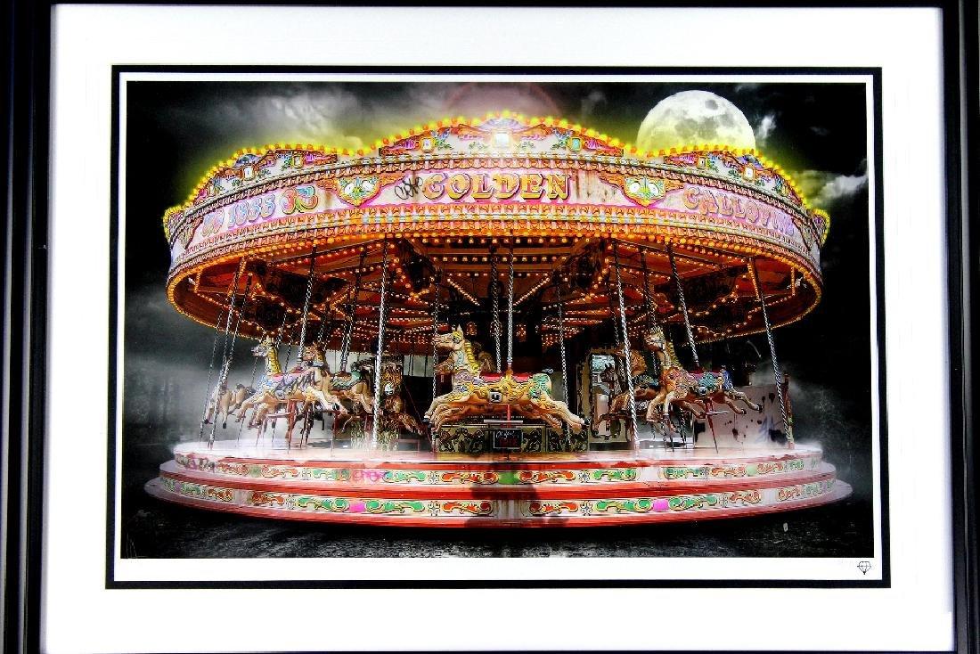 "JJ Adams - Ltd edition ""Carousel"", Wishbone publishing - 3"