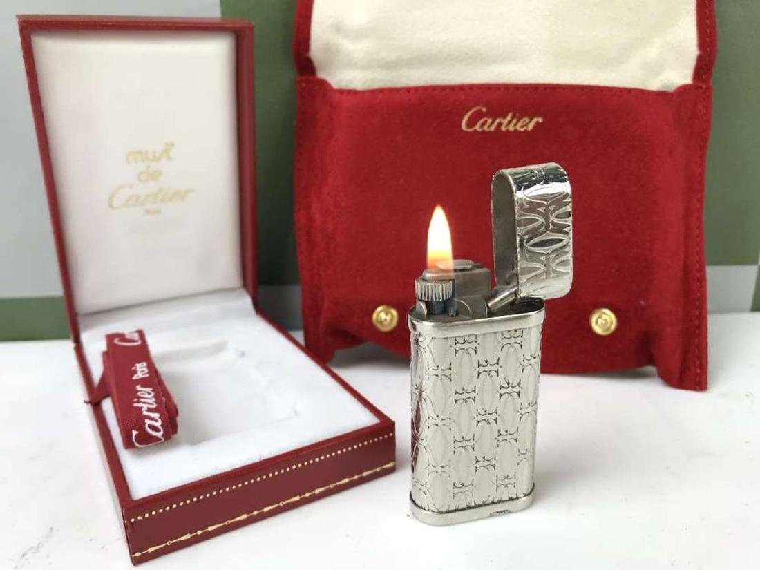 Cartier 'C' 'de logo Cigerette/Cigar Lighter