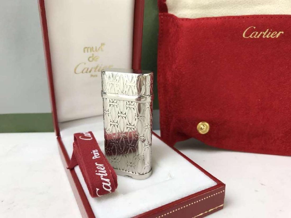 Cartier 'C' 'de logo Cigerette/Cigar Lighter - 3