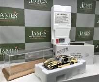New Danbury Mint-24kt Gold Plated James Bond 007 Aston